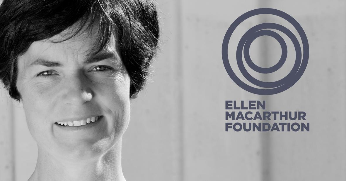 Solvay partners with the Ellen MacArthur Foundation: A bold