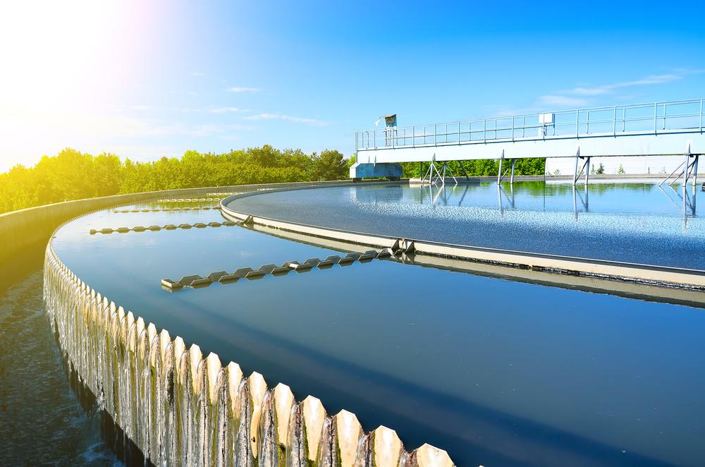 Wastewater treatment plan