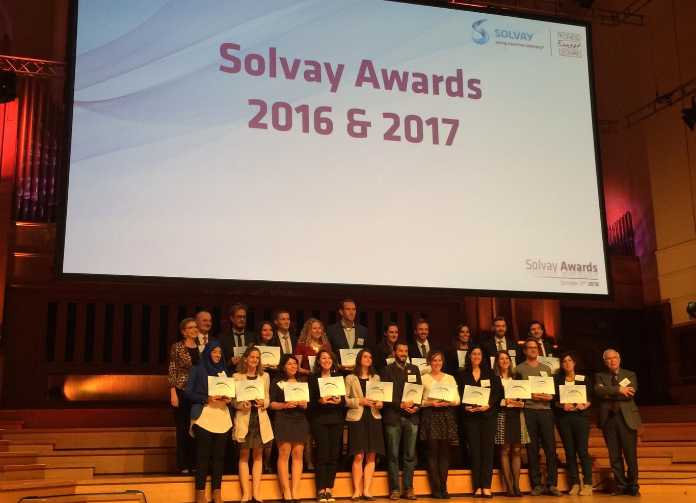 Solvay Awards Group Pic