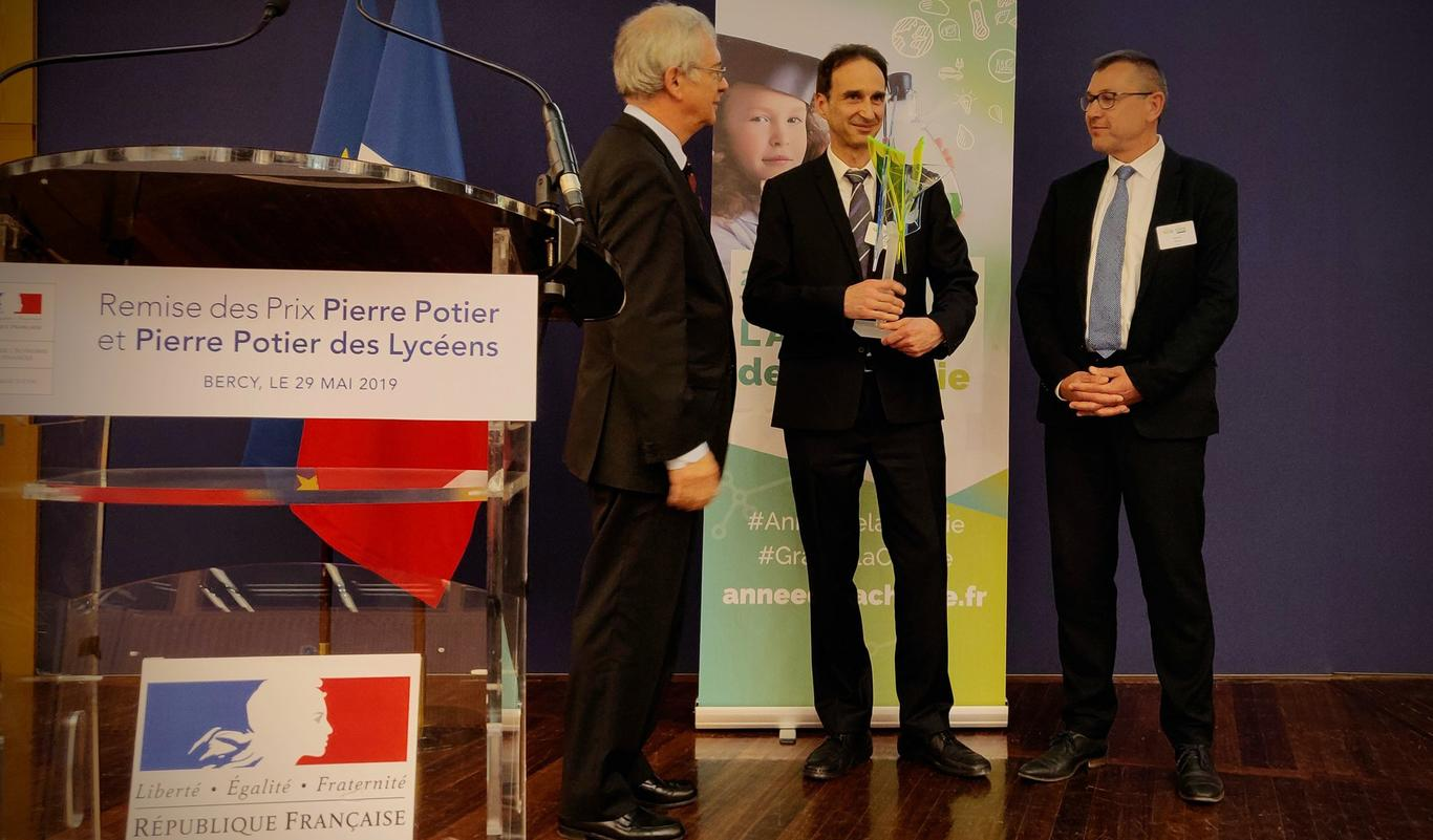 Solvay Receives Pierre Potier Prize 2019 for S-Boost