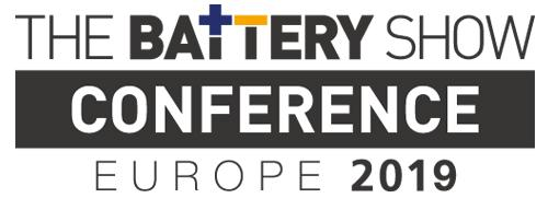 Battery Show Conference logo