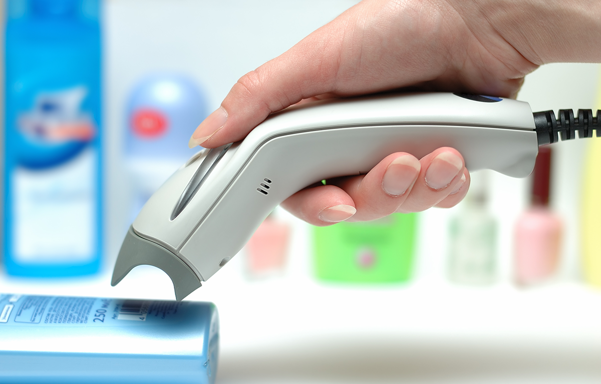 Medical Housing - barcode scanner