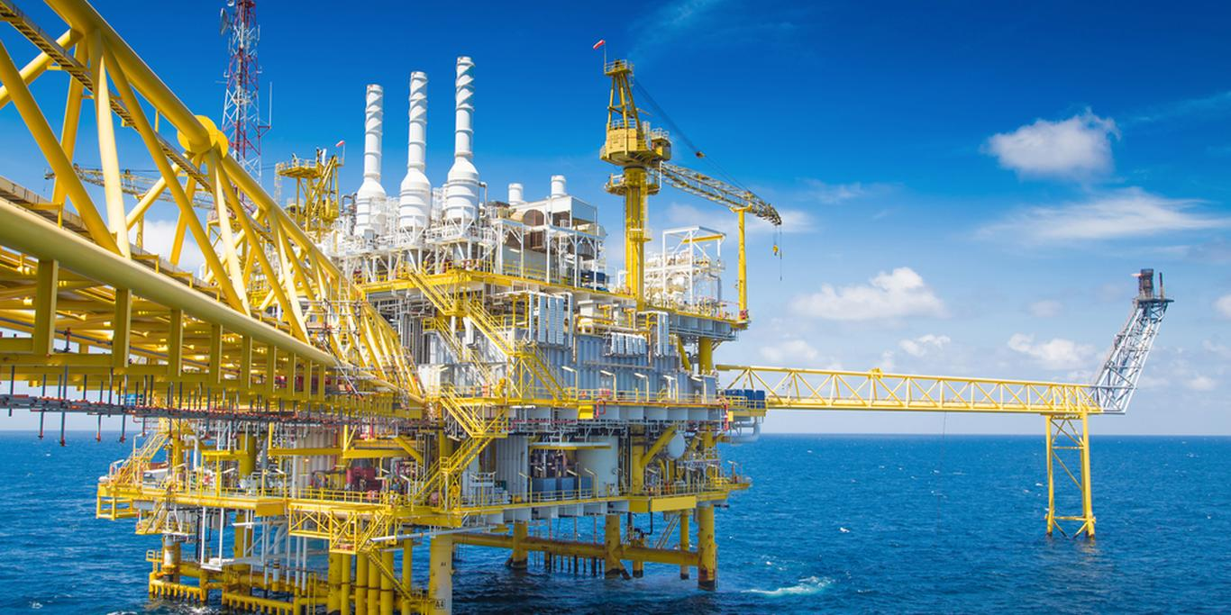 oil-and-gas-processing-platform