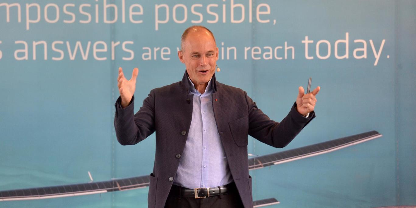 Bertrand Piccard_Solar Impulse Foundation