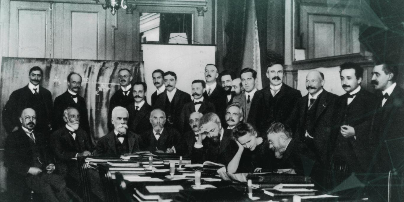 Solvay Conference 1911