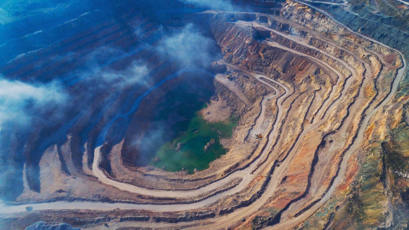 mining solvay