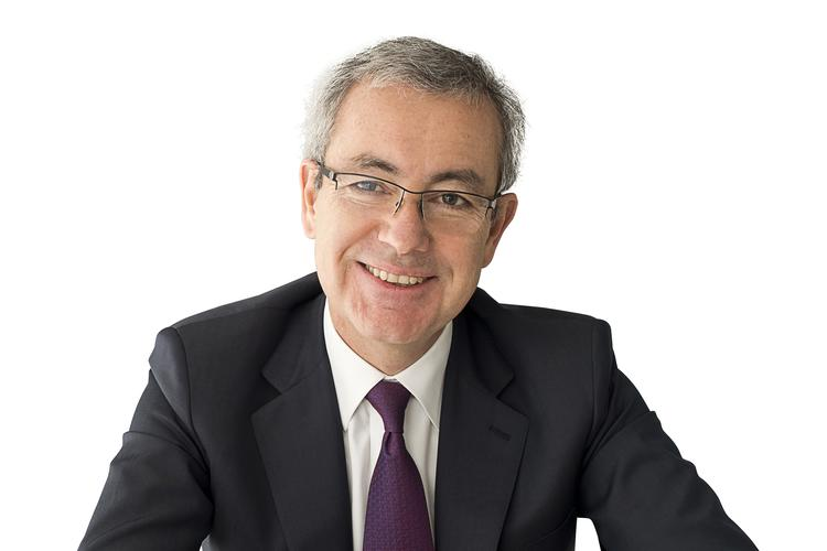 Jean-Pierre Clamadieu, Solvay Chief Executive Officer