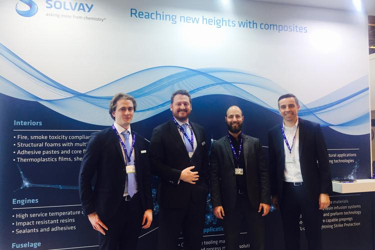 Solvay and RUAG sign new supply agreement