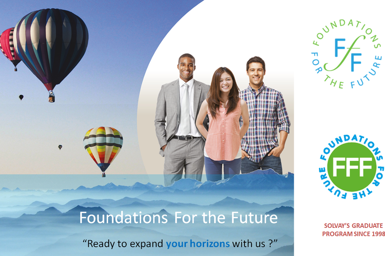 Foundation for the future 1